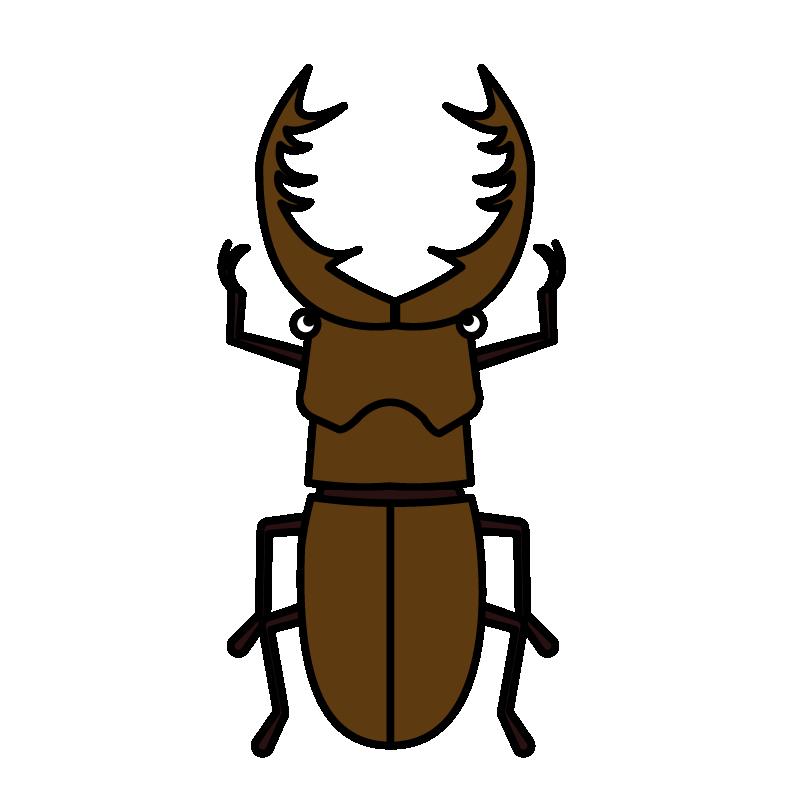 昆虫虫のイラスト